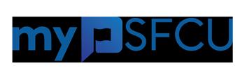 My PSFCU logo